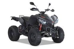 Kymco Maxxer 450i Mat Zwart (SE)
