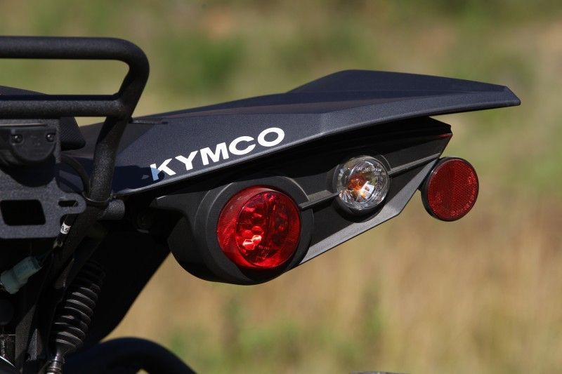 kymco maxxer 450i