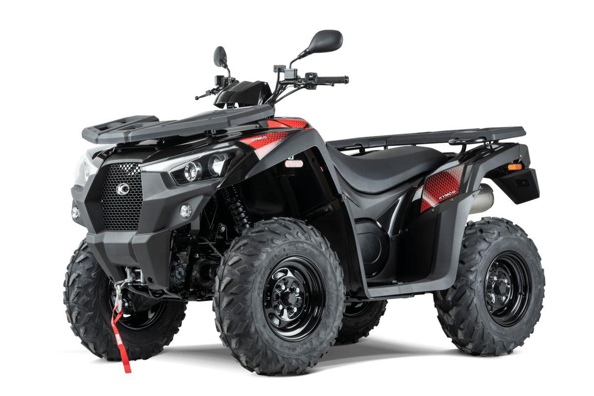 kymco mxu 550i