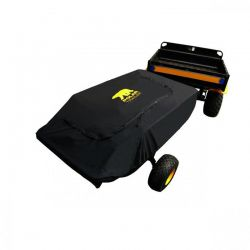 Polar Trailer Cargo Cover Side Rack (HD 1500 series)