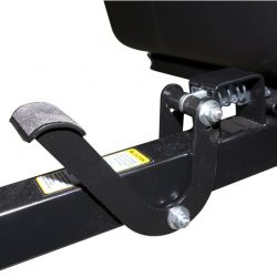 Polar Trailer Foot Pedal Latch Universeel