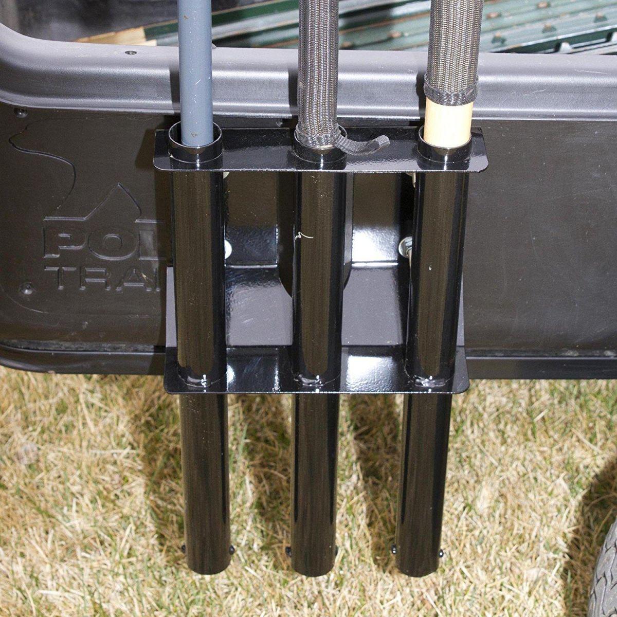 polar trailer tool rack