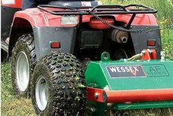 Wessex AF Flotation Wheels