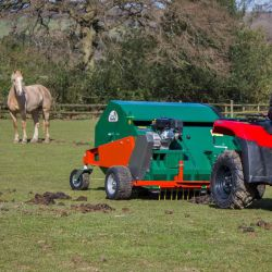 Wessex Paddock Cleaner